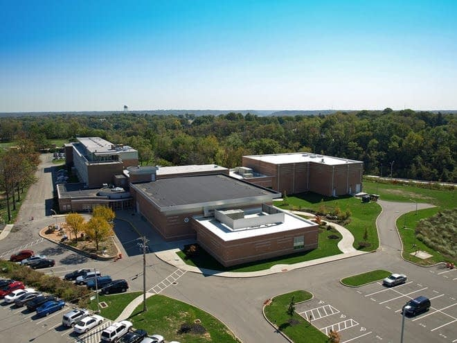 photo of Catholic girls high school Notre Dame Academy in Park Hills, Kentucky