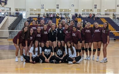 Georgia high school volleyball: Chestatee advances with sweep of Hampton to open 4A playoffs