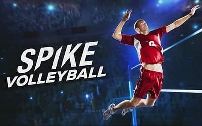 Review of Spike Volleyball Console Game