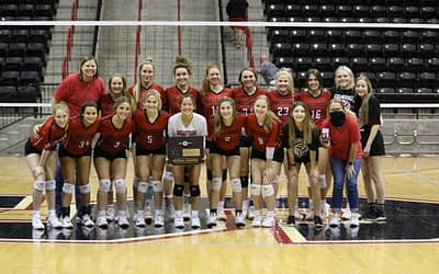 High schools: 6A, 5A state volleyball tournaments start Monday