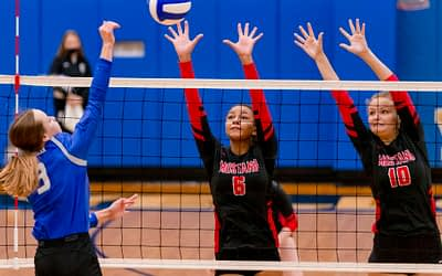 Oklahoma high school volleyball roundup: Mustang in state championship match for first time since 1984